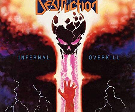 Destruction – Infernal Overkill – Un'invasione bestiale dalla Germania.