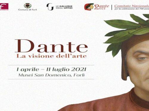 Mostra: Dante e la visione dell'arte – Forlì fino all'11 luglio 2021