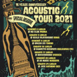 CONCERTI Bull Brigade tour acustico luglio 2021