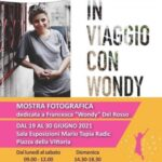 Mostra: In viaggio con Wondy – dal 19 al 30/6/21 – San Giuliano Milanese