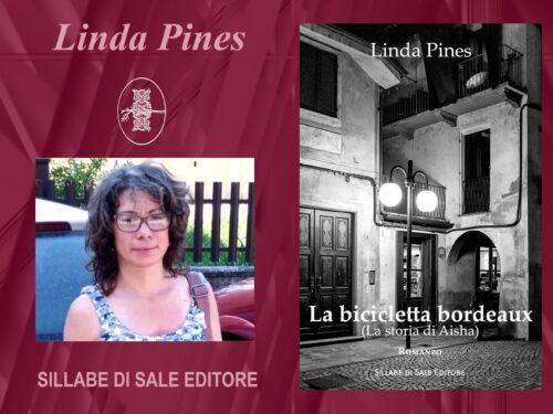 """INTERVISTA A LINDA PINES: """"LA BICICLETTA BORDEAUX"""" – SILLABE DI SALE EDIZIONI"""