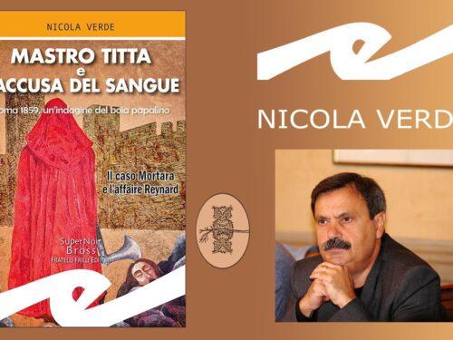 Intervista a Nicola Verde – Mastro Titta e l'accusa del sangue –