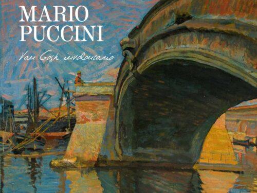 """Mostra: Mario Puccini """"Van Gogh involontario"""" – Livorno Museo della città fino al 19/9/21"""