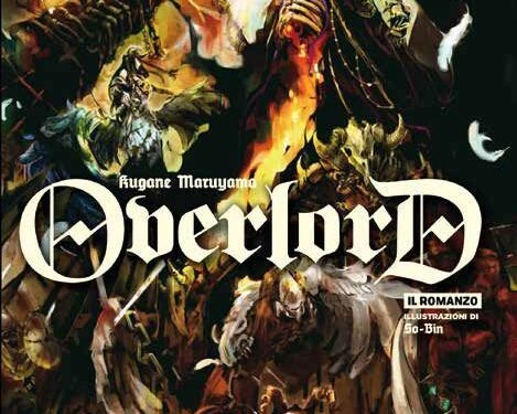 "Manga ""Overlord"" Excursus di Giancarlo Gasperutti"