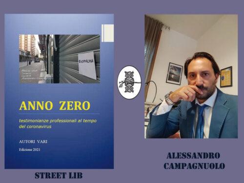Intervista Alessandro Campagnuolo – Anno Zero –
