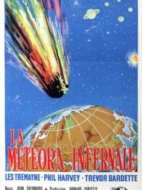 LA METEORA INFERNALE –  Recensione film:  di Teresa Breviglieri