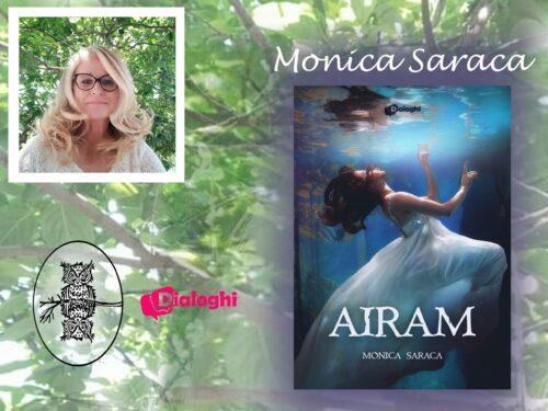 Intervista a Monica Saraca -Airam – Dialoghi