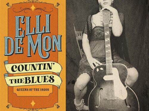 Elli de Mon – Countin' The Blues – Queens Of The 20's – Blu spirito blues.